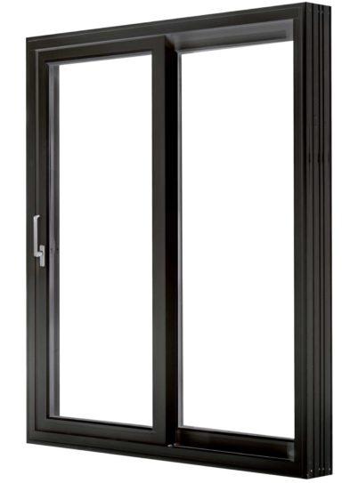 Porte patio orchestra Levante Coulissante + option hybride aluminium