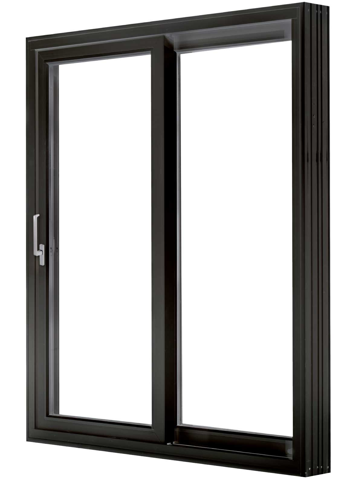 Porte patio orchestra Levante Coulissante + option hybride aluminium